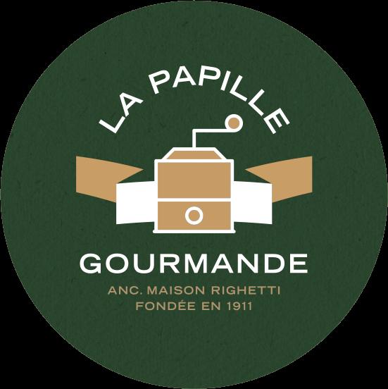 Logo Papille Gourmande